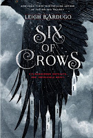 Six of Crows by Leigh Bardugo book cover and review