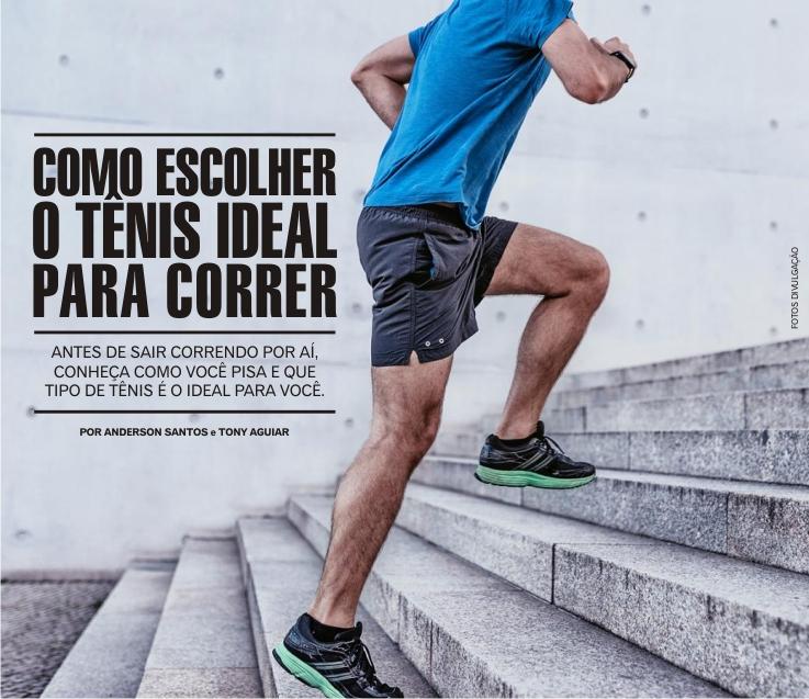 040ae6ed966 FITNESS  Como escolher o tênis ideal para correr - Revista Mensch