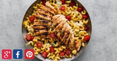 Best Recipe Caprese Chicken pasta