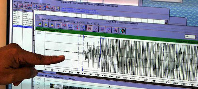 Σεισμός 4,7R στο Κιλκίς
