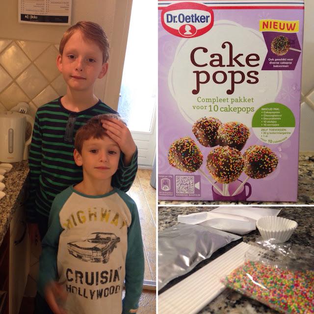 family fun cake pops from dr oetker spectrum mum. Black Bedroom Furniture Sets. Home Design Ideas