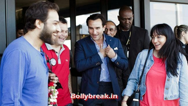 Saif Ali Khan, IIFA Awards 2014 Pics