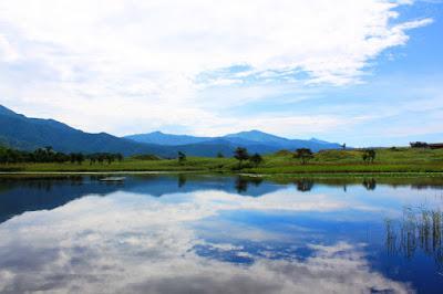 Akan Taman Nasional Hokkaido Jepang