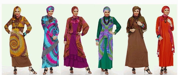Dapatkan Aneka Model Baju Muslim Terbaru di elevenia.co.id