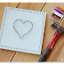 so easy to make  Heart String Art