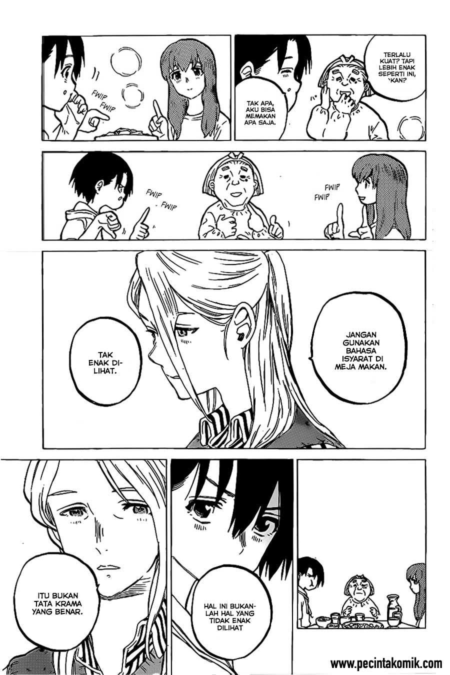 Koe no Katachi Chapter 29-6