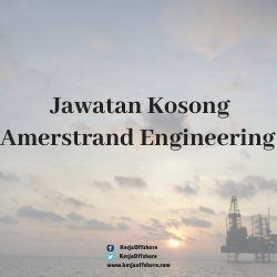 Jawatan Kosong Amerstrand Engineering Sdn Bhd