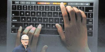 MacBook Pro and Esc Key