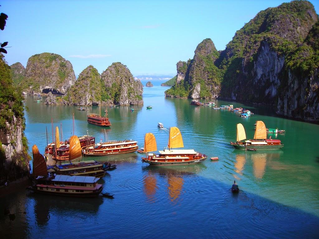 Tempat Wisata Di Vietnam Yang Wajib Dikunjungi