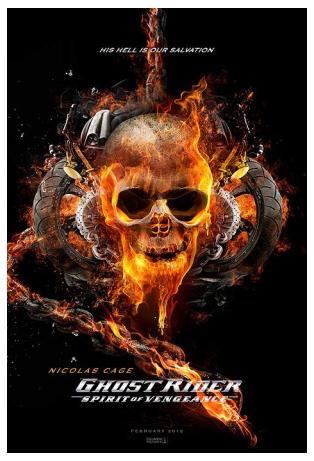 Ghost rider: spirit of vengeance movie images featuring nicolas.