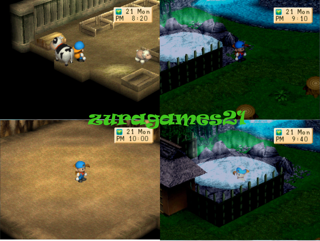 Download game harvest moon back to nature iso android