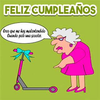 Feliz Cumpleaños Gracioso 2