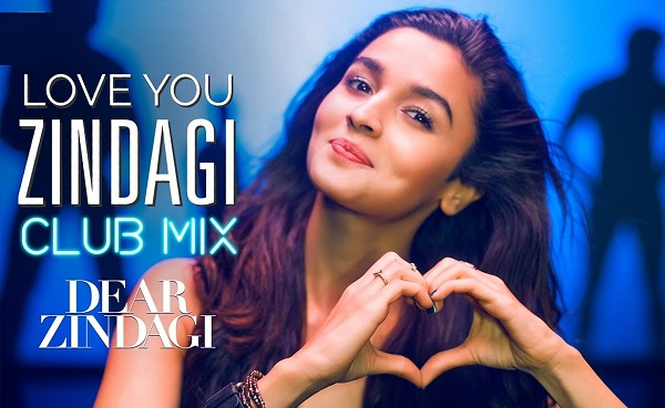 Let's Break Up Dear Zindagi New Indian Songs 2017 Gauri Alia Shah Rukh Amit Kausar Vishal