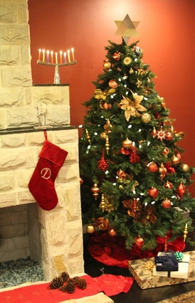 Jews Christmas Trees.The Muqata The Ad That Won T Offend American Jews