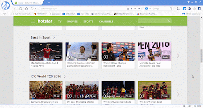 hotstar app free download for pc windows 7 ultimate