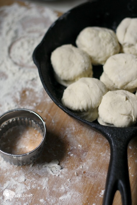 Angel Biscuit Dough
