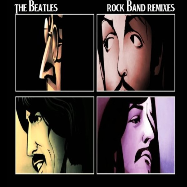 bootleg addiction: Beatles: Rock Band Remixes