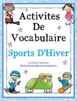 https://www.teacherspayteachers.com/Product/French-Vocabulary-Activities-Winter-Sports-1038574
