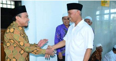Walikota Padang :Muhammadiyah Harapkan Jadi Ormas Yang Solid