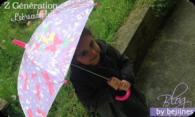 Parapluie Magique Z Génération z-eshop