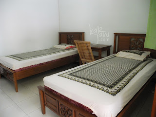 penginapan karimun indah double bed