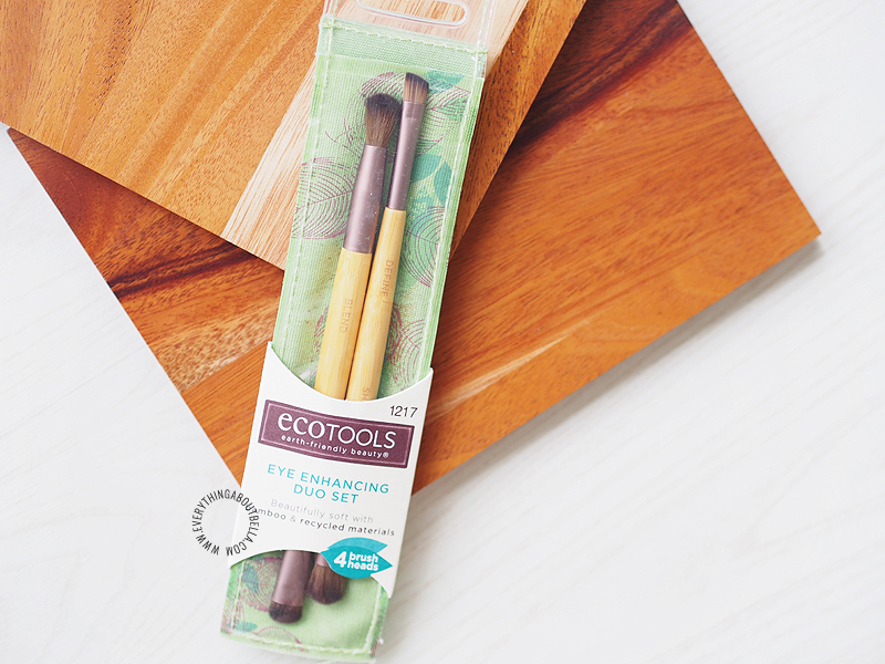 Ecotools Eye Enhancing Duo Set Review