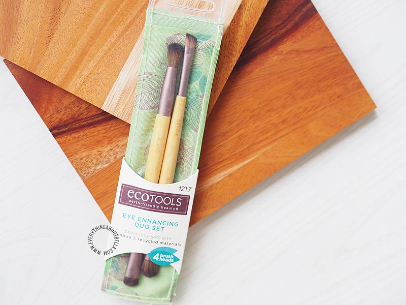 Ecotools Eye Enhancing Duo Set Review