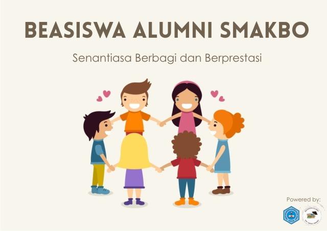 Beasiswa Alumni SMAKBo