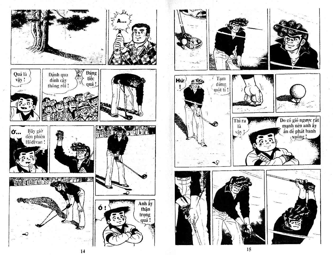 Ashita Tenki ni Naare chapter 26 trang 6