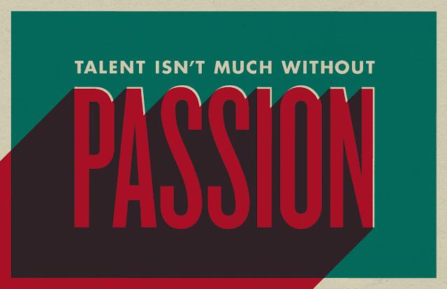Bakat dan Passion