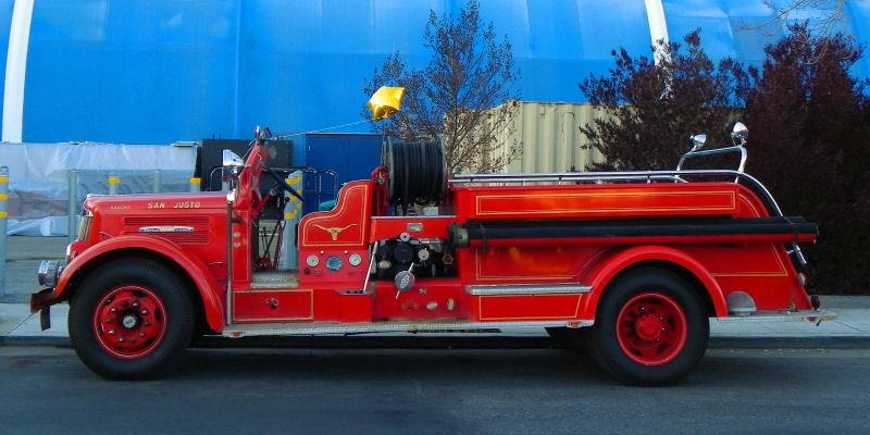 super fire truck spielautomat