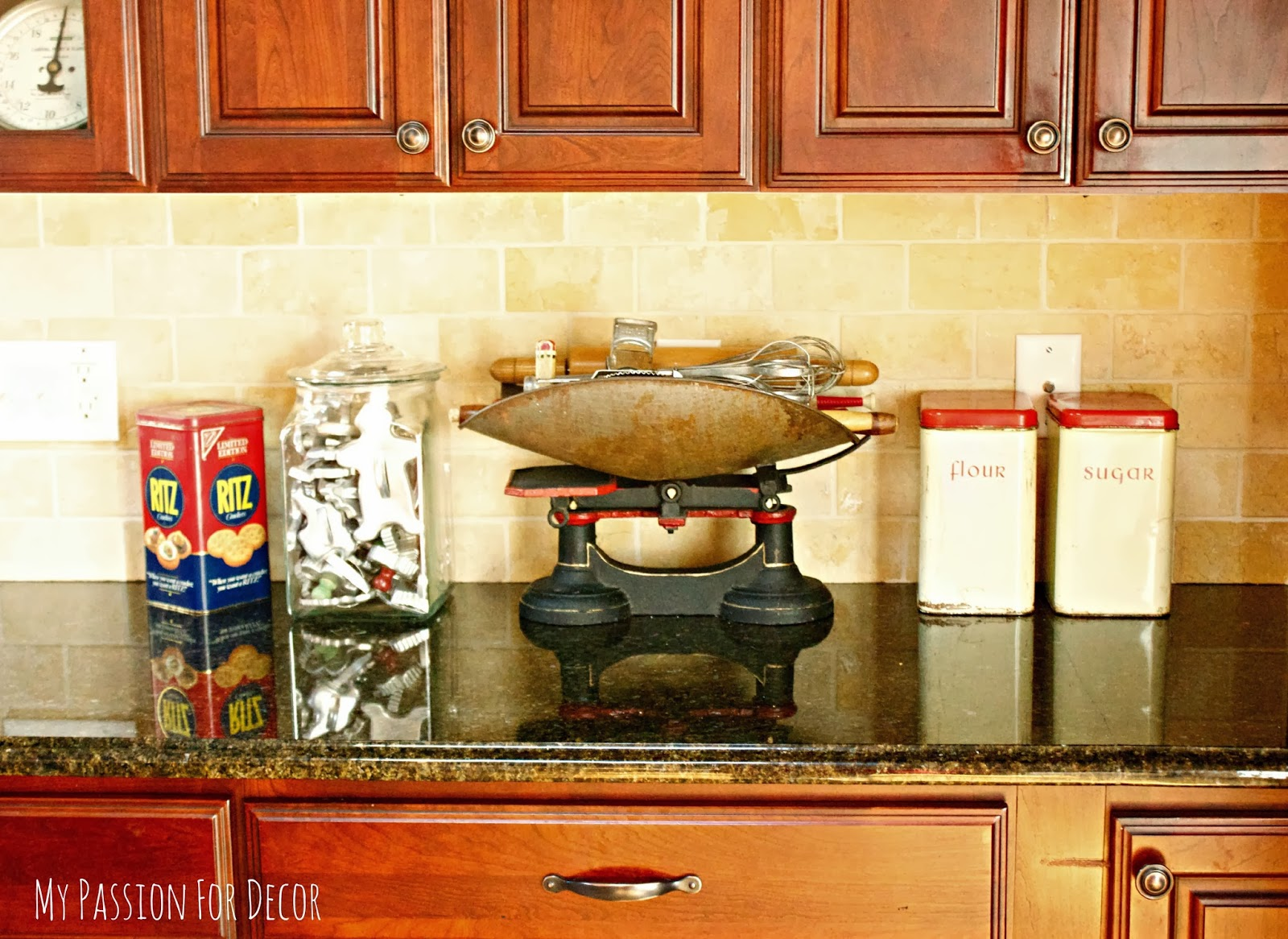 Kitchen Gadget 6 Letters My Passion For Decor The Kitchen Tour
