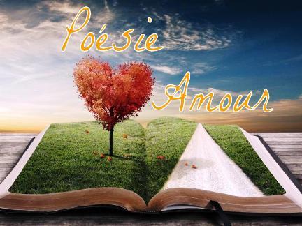 La poésie sur l'amour