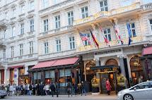 Eat Drink Kl Cafe Sacher Vienna