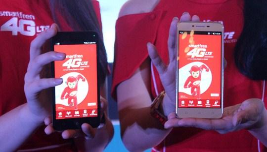 "Bonus Kuota Pembelian Paket Bundling Smartfren ""Smartphone Lenovo VIBE K5 Plus"""