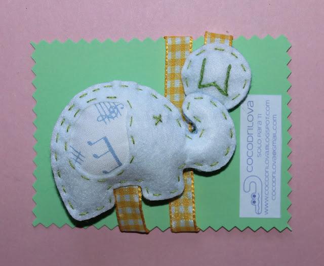 chupetero elefante