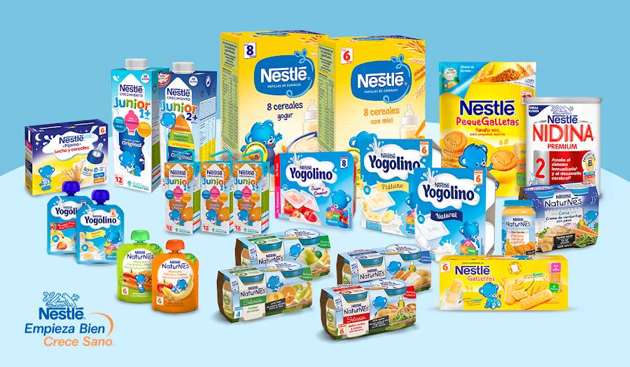 Sorteo Nestle