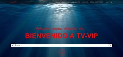 Tv-vip ¡La mejor página para ver películas y series online!