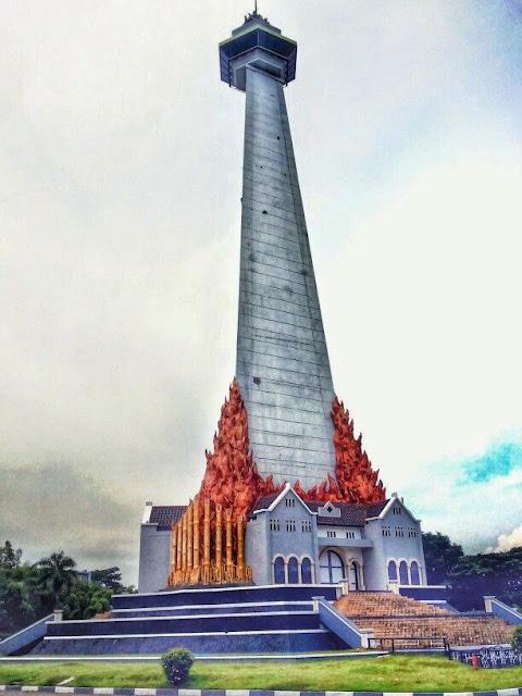 Monumen Mandala