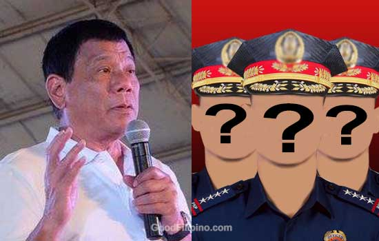 Duterte to 3 'corrupt' PNP officials: 'Resign or I will humiliate you'