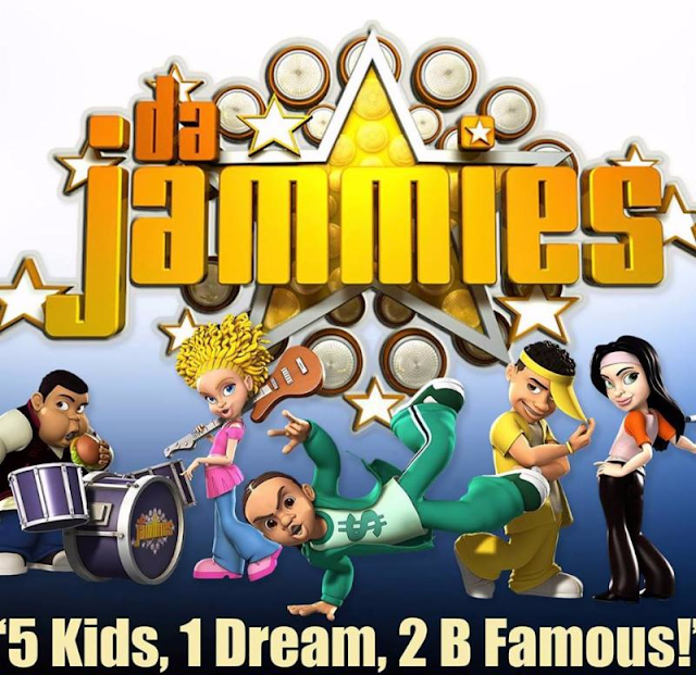 Netflix Offers Urban Animated Series DA JAMMIES Exclusively