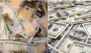 As Currency Exchange Rates Continue To Fluctuate The Nigerian Naira At Thursday 9th March 2017 Reciated Against American Dollar And Pound