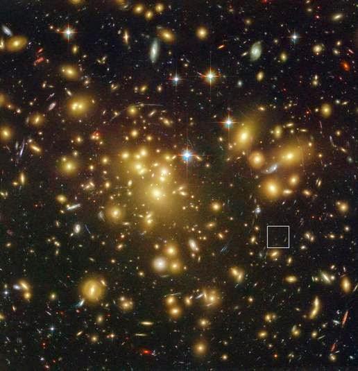 Galaxy A1689-zD1