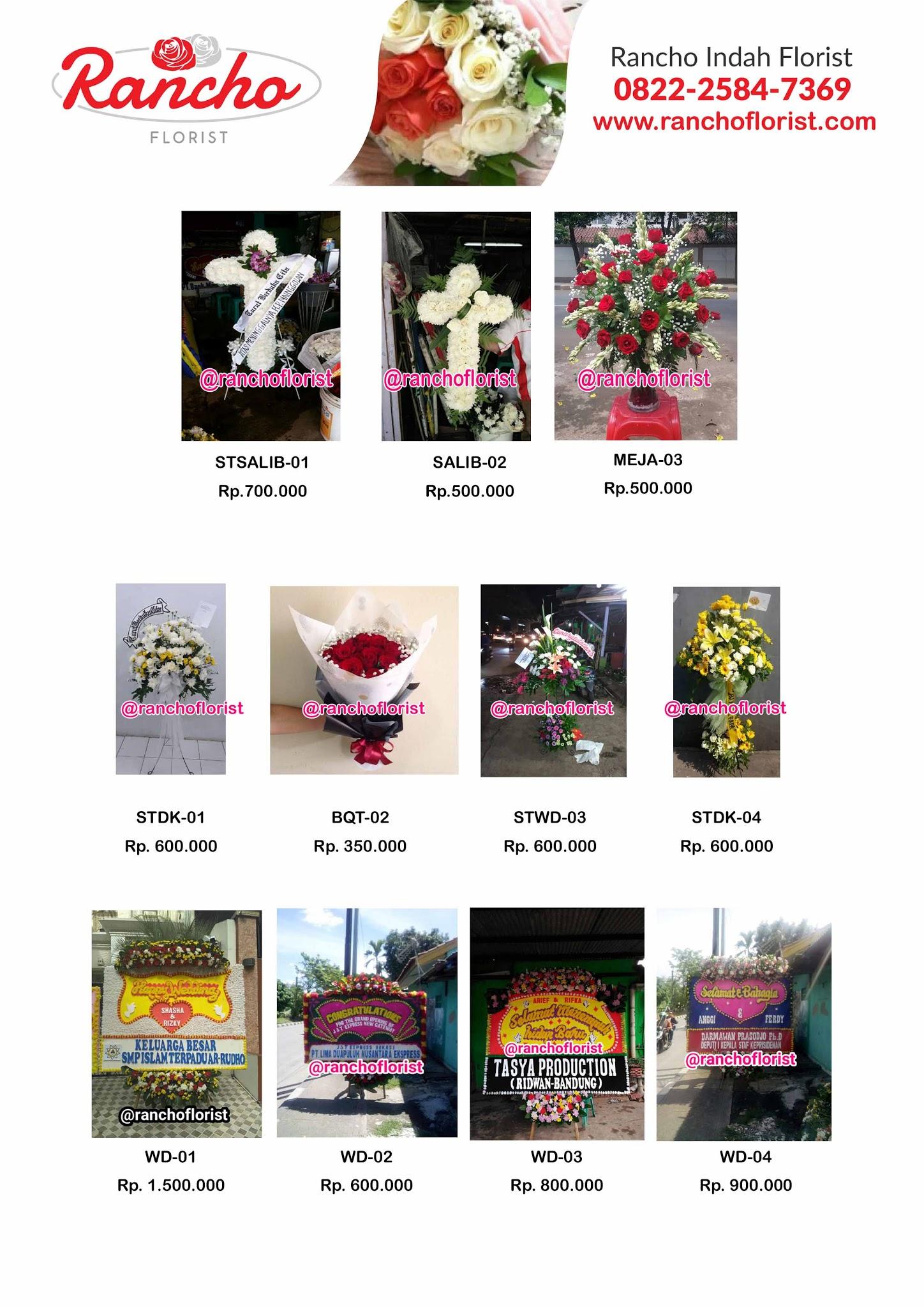 toko bunga papan bali murah