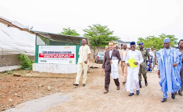 Food Security: Audu Ogbeh supports indigenous innovative solutions to develop Nigeria Agriculture