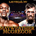 It's official! Floyd Mayweather emerges from retirement to fight Connor McGregor on August 26