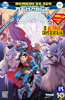 DC Renascimento: Action Comics #972