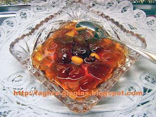 Σταφύλι κέρινο γλυκό του κουταλιού - από «Τα φαγητά της γιαγιάς»