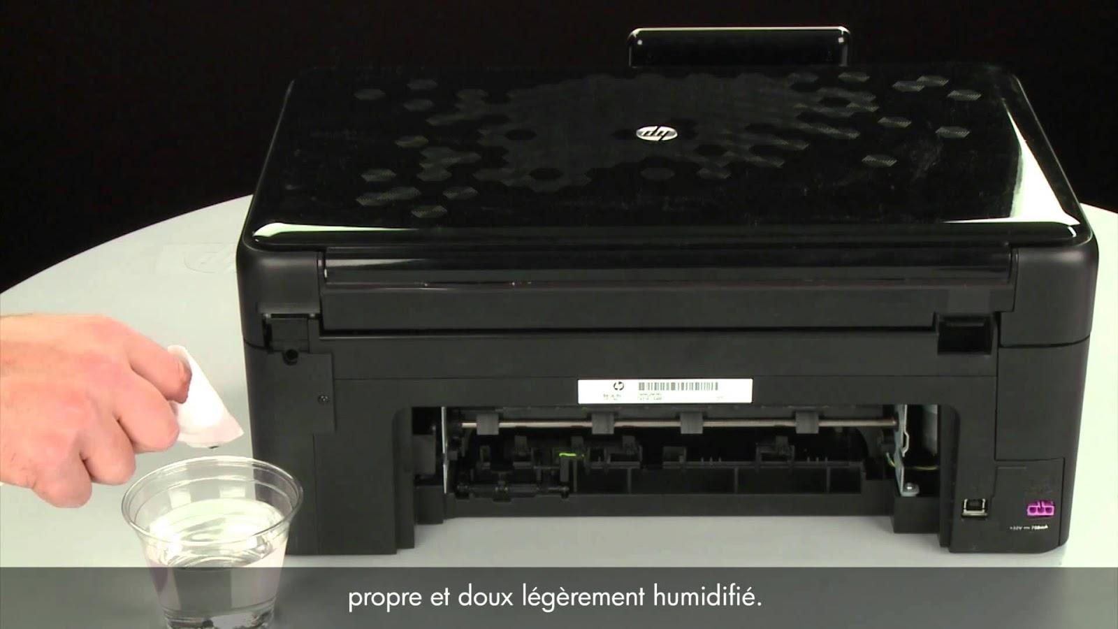 how to get hp photosmart 5520 printer online