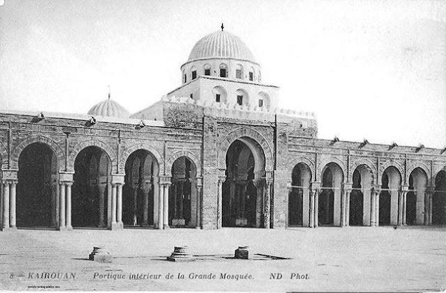 صور تونس أيام زمان - جامع القيروان